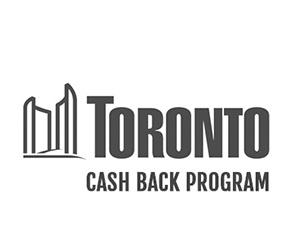 Toronto Cash Back Program