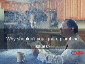 effects of ignoring plumbing issues