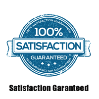 satisfaction garunteed